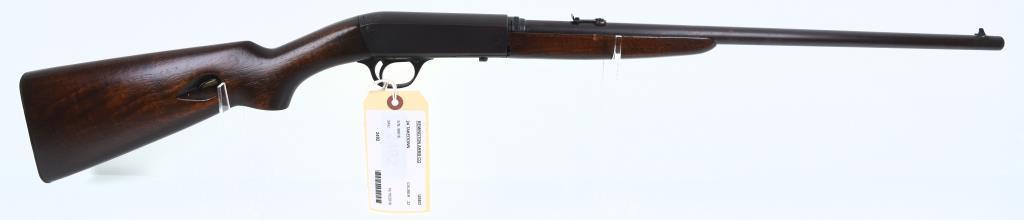 REMINGTON ARMS CO 24 TAKEDOWN Semi Auto Rifle