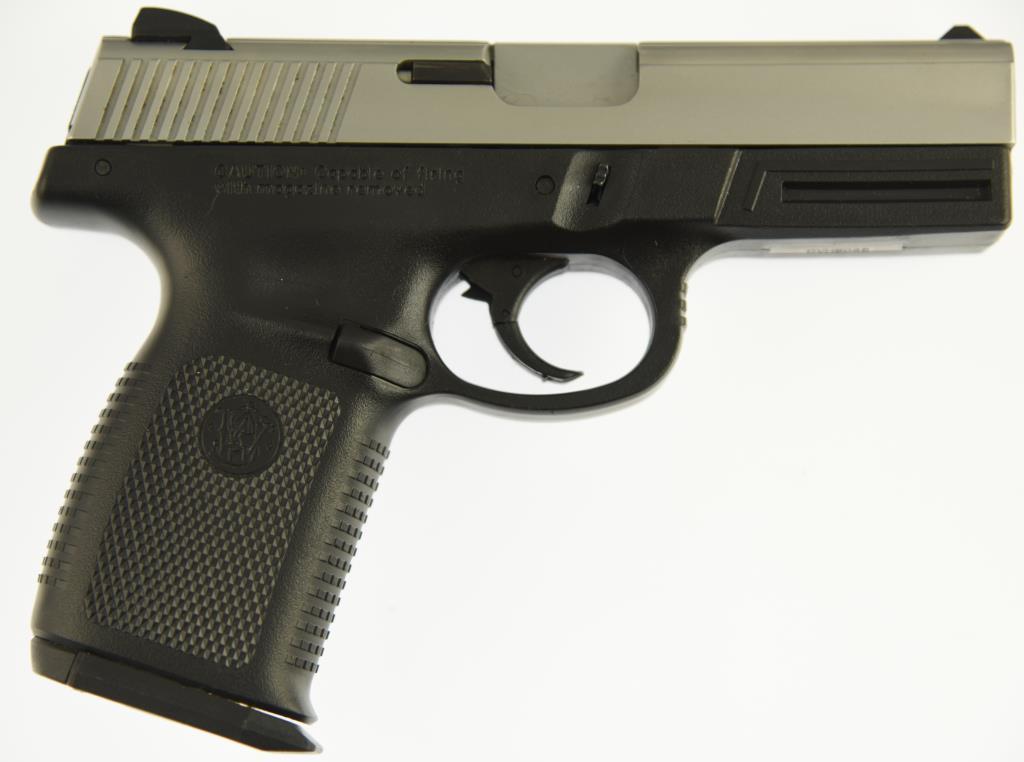 SMITH & WESSON SW9VE Semi Auto Pistol