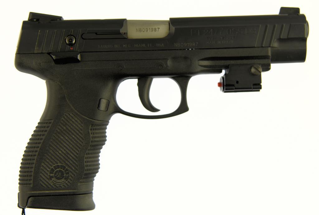 TAURUS PT24/7 OSS DS Semi Auto Pistol