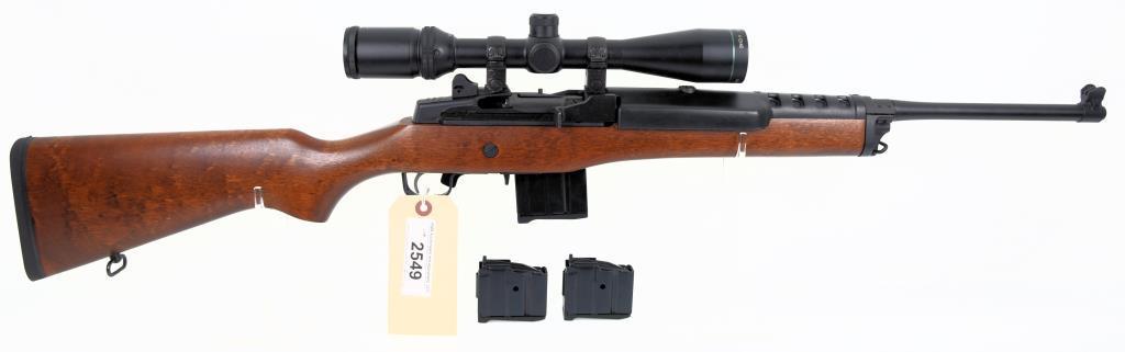 STRUM, RUGER & CO, INC MINI 14 Semi Auto Rifle