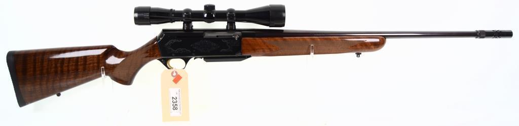 BROWNING ARMS CO BAR II SAFARI Bolt Action Rifle