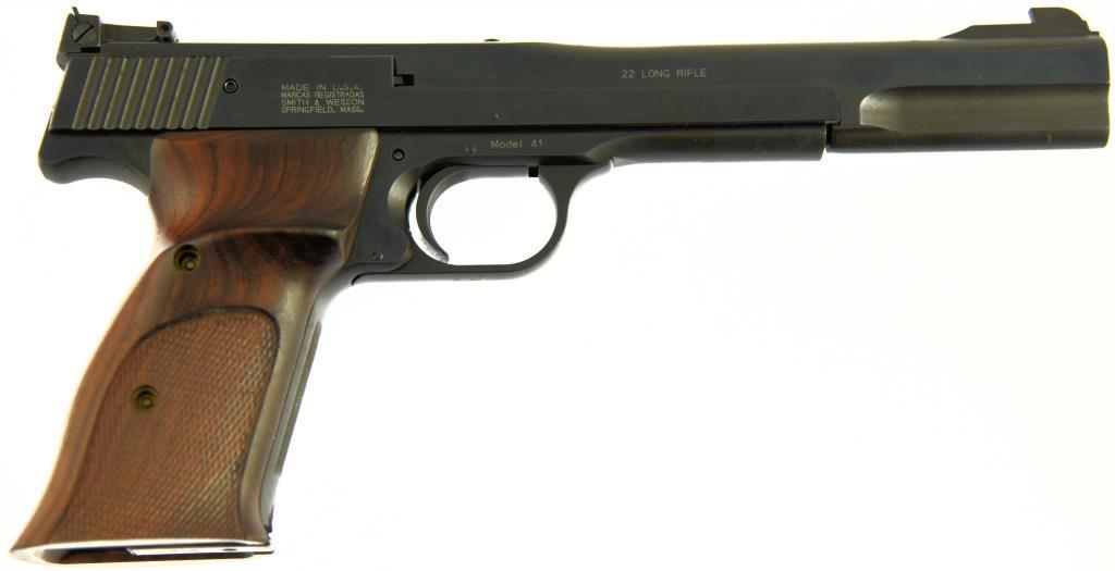 SMITH & WESSON 41 Semi Auto Pistol