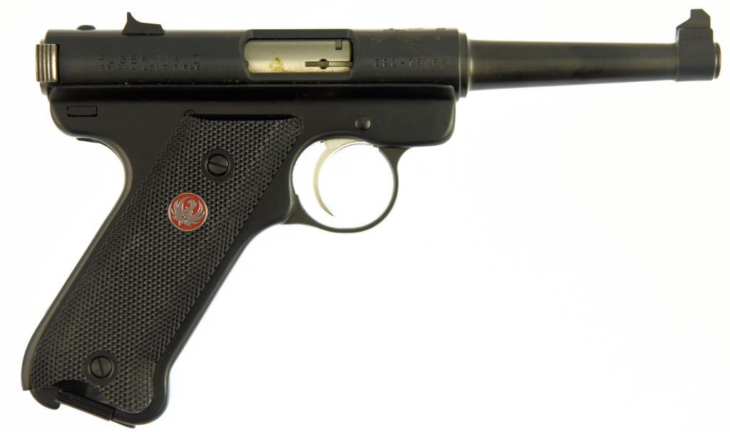 STRUM, RUGER & CO, INC MK II 50th Anniv. Semi Auto Pistol
