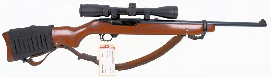Sturm, Ruger & Co. Inc Carbine Semi Auto Rifle
