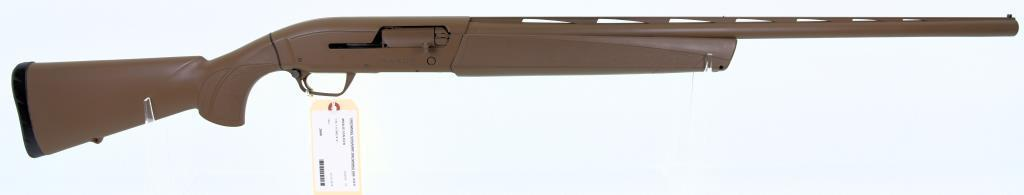 Browning Arms Co Maxus Stalker Semi Auto Shotgun