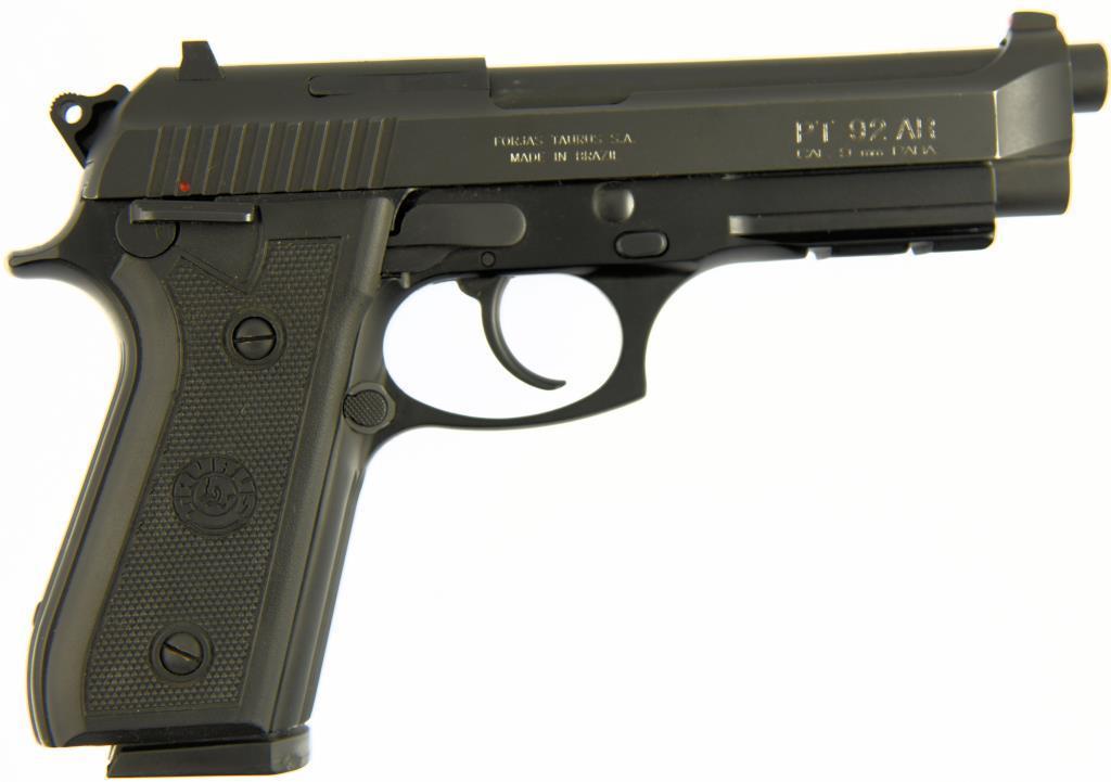 TAURUS PT92AR Semi Auto Pistol