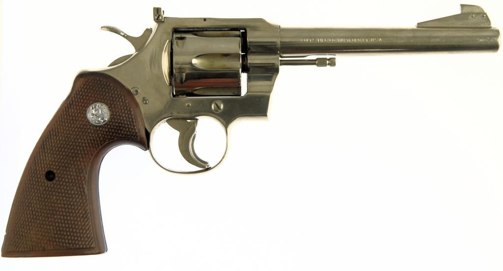 COLT'S PT.F.A MFG CO. OFFICERS MODEL Double Action