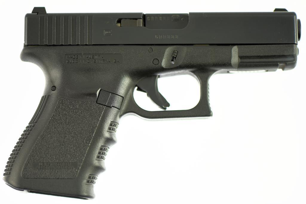 GLOCK/ IMP BY GLOCK INC. 23 Gen 3 Semi Auto Pistol