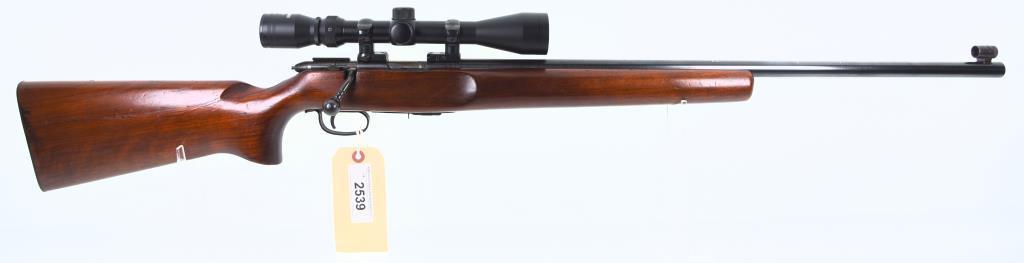 REMINGTON ARMS CO. MATCHMASTER 513-T Bolt Action Rifle