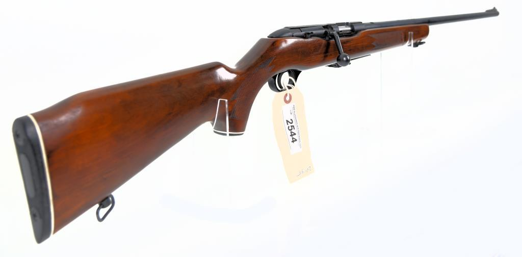 O. F. MOSSBERG & SONS 640 KD CHUCKSTER Bolt Action Rifle
