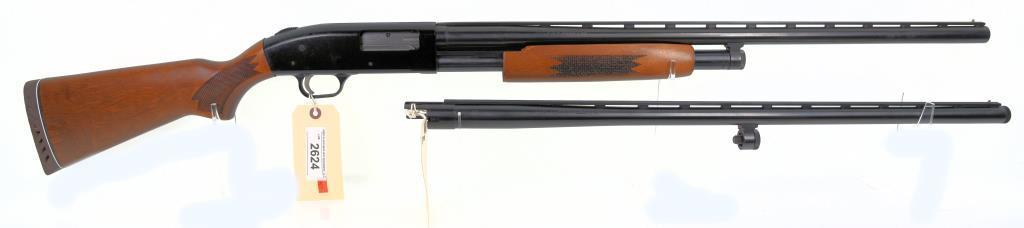 MOSSBERG 500A Pump Action Shotgun