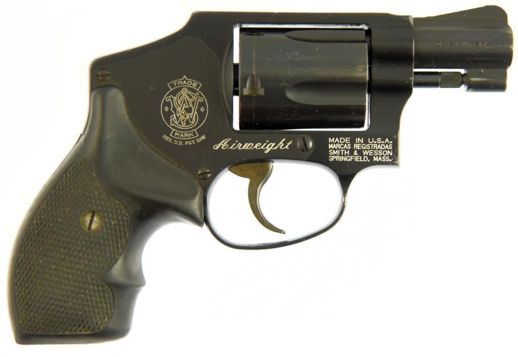 SMITH & WESSON 442-1 Double Action Revolver