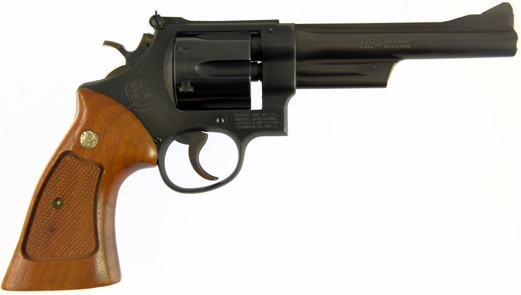 SMITH & WESSON 28-2 HIGHWAY PATROLMAN Double Action Revolver