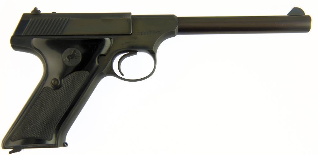 COLTS P.T.F.A. MFG CO. HUNSTMAN Semi Auto Pistol