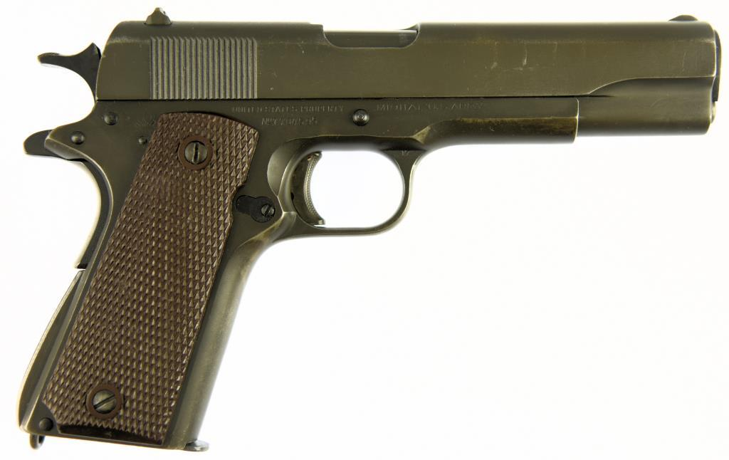 REMINGTON RAND 1911 US ARMY Semi Auto Pistol
