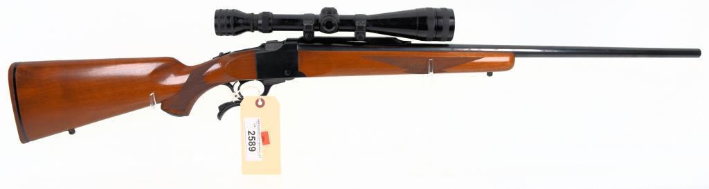 STRUM, RUGER & CO, INC 1B Standard Falling block rifle