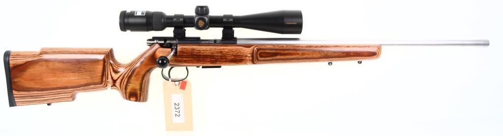 J.G. ANSCHUTZ 1516-D Bolt Action Repeater Rifle