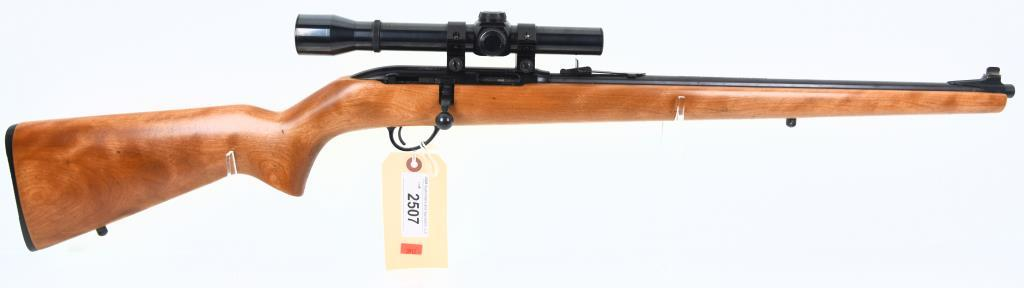 SAVAGE ARMS CO 63M Bolt Action Rifle