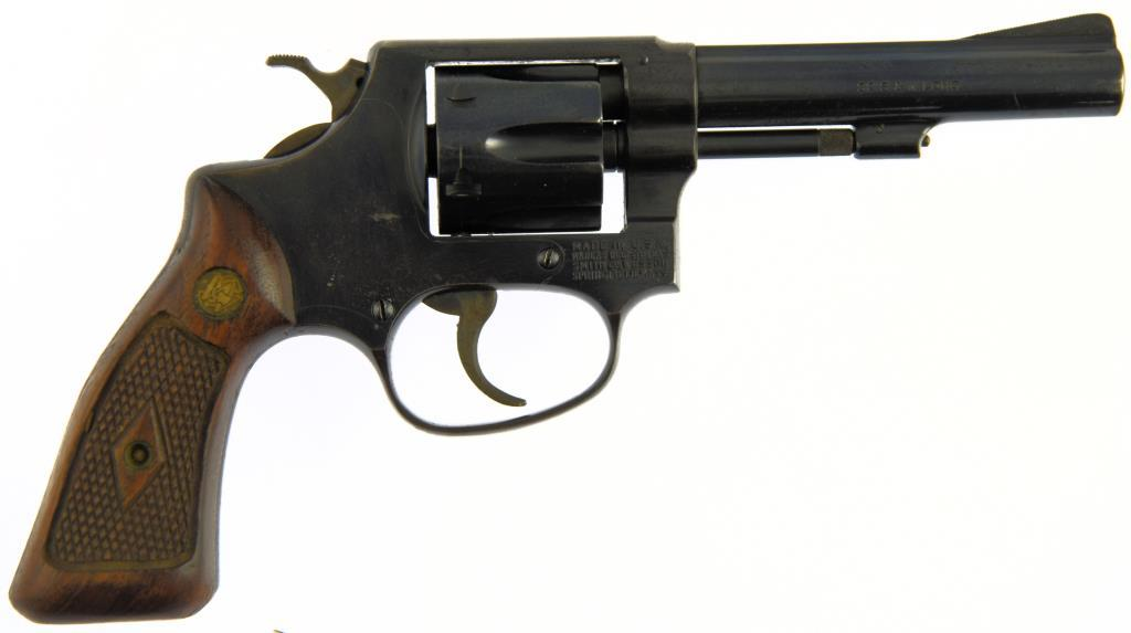 SMITH & WESSON 31 Double Action Revolver