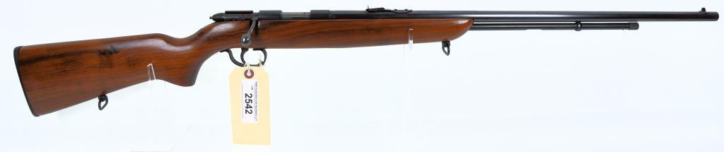 REMINGTON ARMS CO. 512 SPORTMASTER Bolt Action Rifle