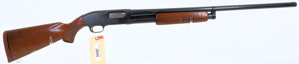 J C HIGGINS 20 Pump Action Shotgun