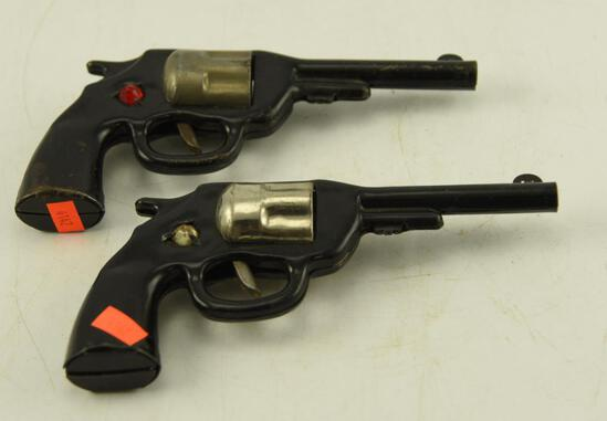 Vintage G-Man toy pistol