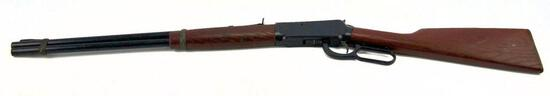 Lot #23 -Daisey Mfg. Co. model 1894 lever action BB gun and Avery Soft sided Camo gun case