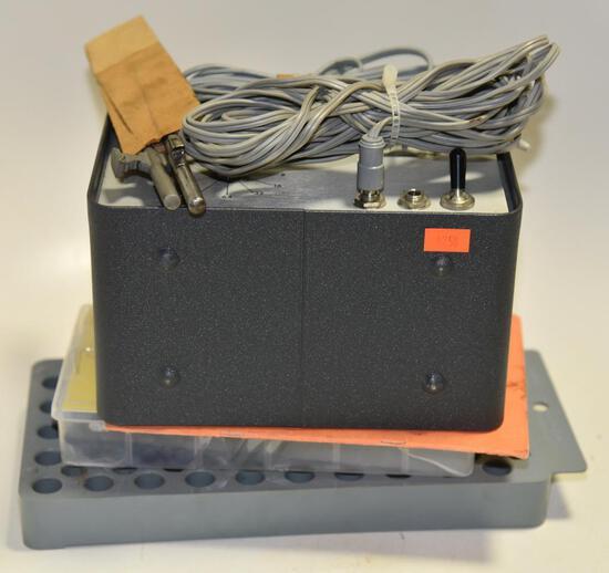 Lot #7 -Oehler Research model 10 Digital Chronograph, Brownells Blank Screw Kit
