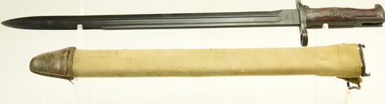 Lot #200 - Springfield Armory M1905 Bayonet