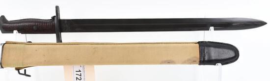 Lot #201 - Springfield Armory M1905 Bayonet