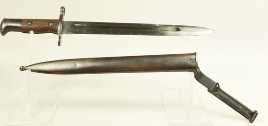 Lot #203 - US Mdl 1903 Bayonet W/Non Matching