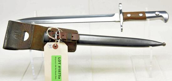 Swiss - Elsener Schwyz Victoria Bayonet