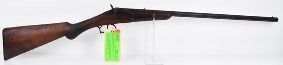 MANUFACTURER/IMP BY: Floebert (Belgian), MODEL: Single Shot, ACTION TYPE: Breech Loading rifle,