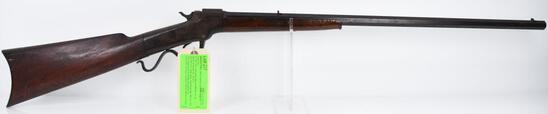 MANUFACTURER/IMP BY: Marlin Firearms Co, MODEL: Ballard #3 Gallery Gun, ACTION TYPE: Falling