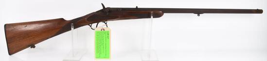 MANUFACTURER/IMP BY: Floebert (Belgian), MODEL: Breech Loader, ACTION TYPE: Single Shot Rifle,