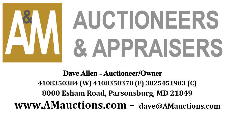 Allen & Marshall Auctioneers and Appraisers, LLC