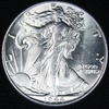 1944 U.S. walking Liberty half dollar