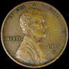1915-S U.S. Lincoln cent