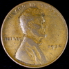 1924-D U.S. Lincoln cent