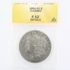 Certified 1892-CC U.S. Morgan silver dollar