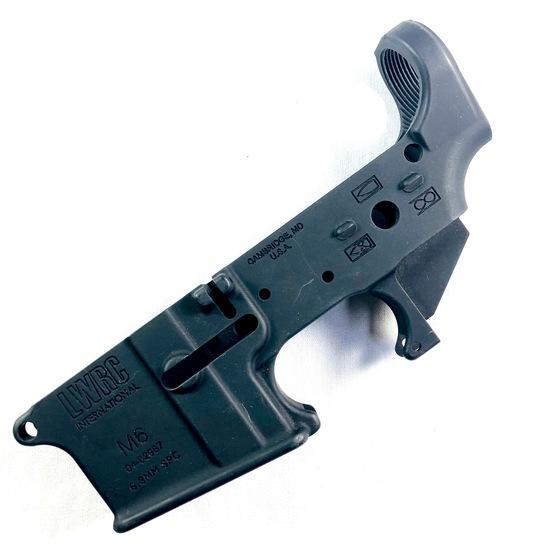 New LWRC M6  receiver, 6.8mm cal