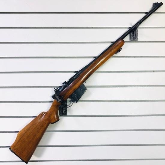Estate British Enfield MLK bolt-action rifle, .303 British cal