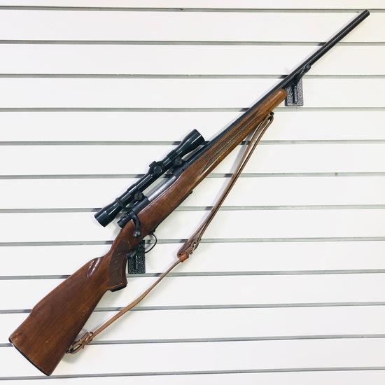 Estate Winchester Model 70 bolt-action rifle, .30-06 cal