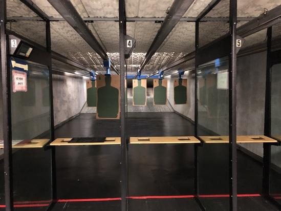 Texas Thunder Shooting Range for sale