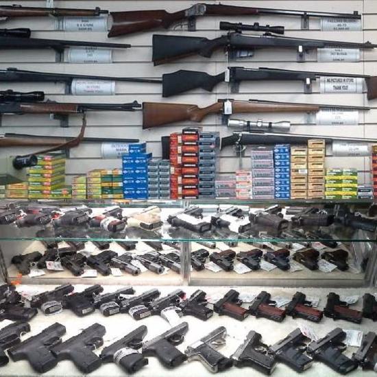 Day 4 of 4: Liquidation of Texas Guns, San Antonio