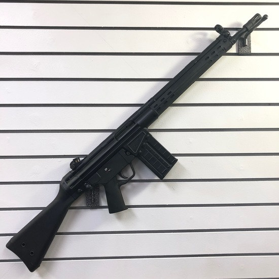 New-in-the-box PTR 91K semi-automatic rifle, .308 WIN cal