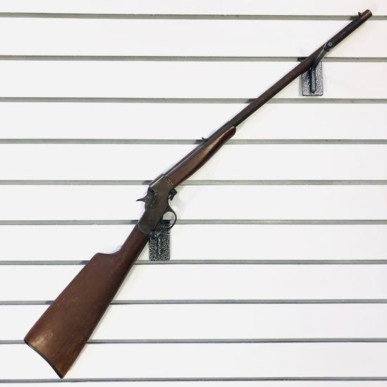 Estate J. Stevens Crackshot break-action rifle, .32 Short Rim cal