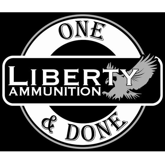 Lot of 160 rounds of new-in-the-box Liberty .45 ACP cal CD 78 gr pistol ammo