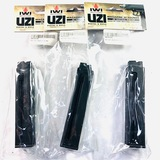 Lot of 3 new IWI UZI .22 LR 20-round capacity magazines