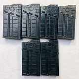 Lot of 6 new H&K G3 .308 Win 20-round capacity aluminum magazines
